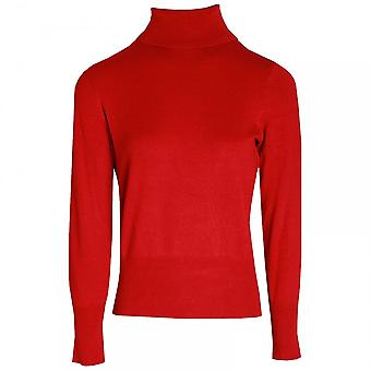 Betty Barclay Knitted Long Sleeve Polo Jumper