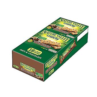 Nature Valley Hafer und Schoko Riegel