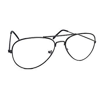 Læsning briller Pilot + 3,50 Duga Black