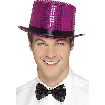 الترتر قبعة، الوردي