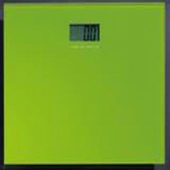 Gedy Rainbow Electronic Scales Green RA90 04