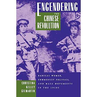 Engendrar o comunista revolução chinesa - mulheres Radical - político