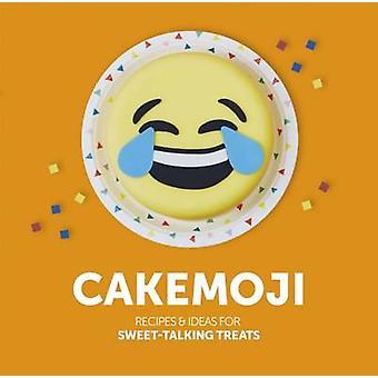 Cakemoji by Jennie Powell - Rita Platts - 9781849497909 Book