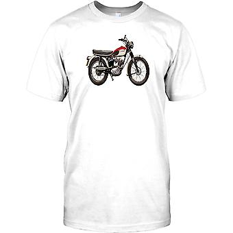 Triumph Tiger Cub - Classic British Motorcycle Kids T Shirt