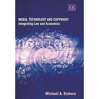 Media - technologie en Copyright - integratie van recht en economie (nieuw
