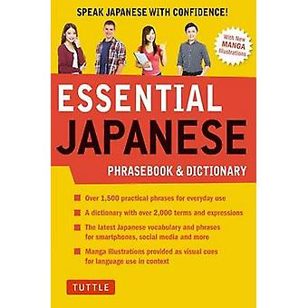 Essential Japanese Phrasebook and Dictionary - Speak Japanese with Con