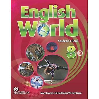 Mundo Inglês nível 8: Livro de aluno