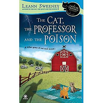The Cat, the Professor and the Poison (Cats in Trouble Mystery Series)