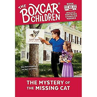 The Mystery of the Missing Cat (Boxcar Children)