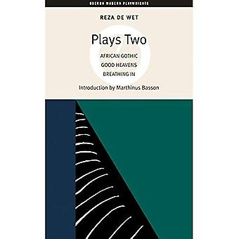 Plays Two: African Gothic, Good Heavens, Breathing In (Oberon Modern Playwrights)