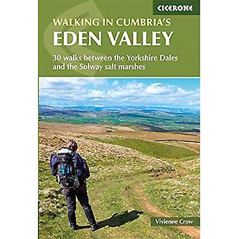 Promenader i Cumbria's Eden Valley: 30 går mellan Yorkshire Dales och Solway salt kärr