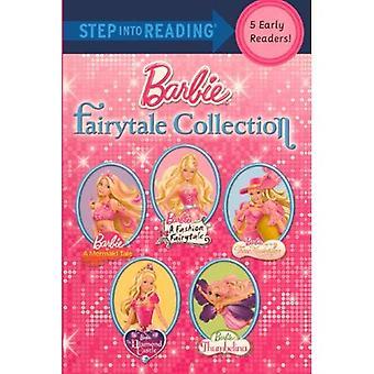 Kolekcja Barbie Fairytale (krok do czytania: Krok 2 książki