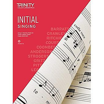 Trinity College London Singing Initial 2018-2021