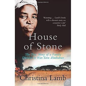Hus av sten: den sanna historien om en familj uppdelad i krigshärjade Zimbabwe