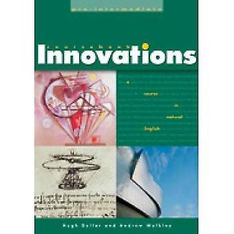 Innovations PreIntermediate Coursebook A Course in Natural English by Dellar & Hugh