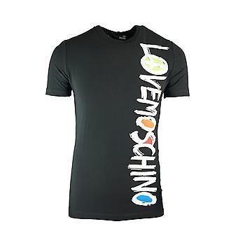 Love Moschino T-Shirt M 4 731 64 E 1811 C74