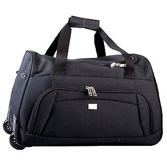 Rallegra Cabin Wheeled Duffle Bag - Black