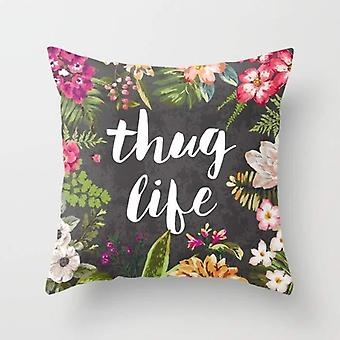 Thug life pillow