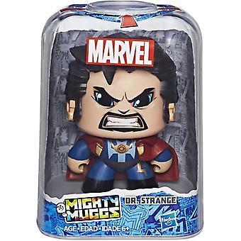 Mighty Muggs, Dr. seltsam zu bestaunen