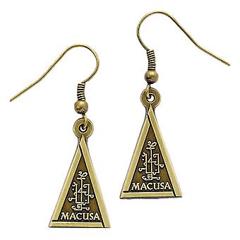 Fantastic Beasts and Where to Find Them MACUSA Earrings