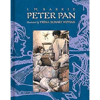Peter Pan by J M Barrie - Trina Schart Hyman - 9781481426053 Book