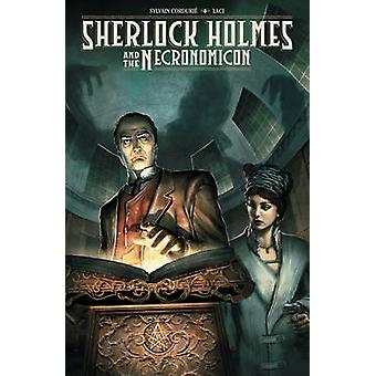 Sherlock Holmes and the Necronomicon by Sylvain Cordurie - 9781616558