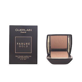 Guerlain Parure Gold Fdt Compact #01-beige Pâle 10 Gr pour les femmes