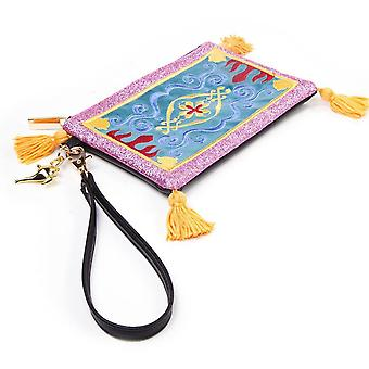 Disney Aladdin Magic Carped Pouch Wallet - Pink/Black (GW843456ALD)