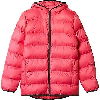 Adidas Girls BTS Padded, Hooded Jacket - AY6787
