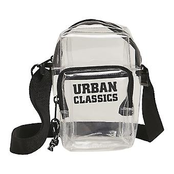 Urban Classics - Transparent Crossbody Pouch Shoulder Bag