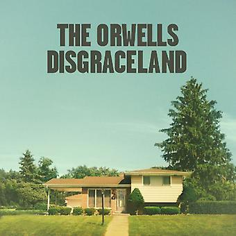 Orwells - Disgraceland [CD] USA import
