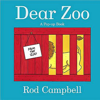 Dear Zoo by Rod Campbell - 9780689877513 Book