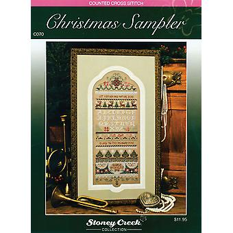 Stoney Creek Chart Packs Christmas Sampler Scc C070