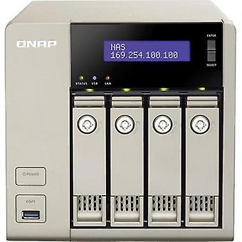 Network/server disk casing QNAP TVS-463-4G TVS-463-4G 4 Bay