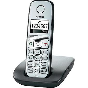 Cordless Big Button Gigaset E310 Backlit Silver, Anthracite