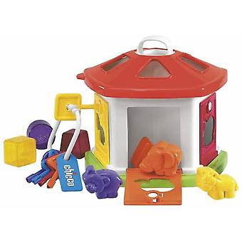 Chicco Animal House (Toys , Preschool , Puzzles And Blocs)