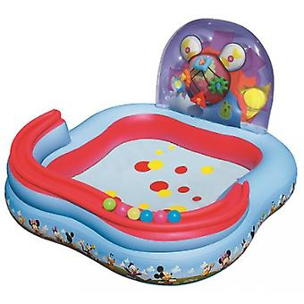 Fentoys Swimming pool games mickey c.house (Garden , Swimming pools , Swimming pools)