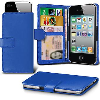 ( Blue ) Case For Xiaomi Redmi Pro High Edition Faux Leather Holdit Adjustable Wallet Case Xiaomi Redmi Pro High Edition Cover By i-Tronixs