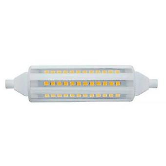 LED DioDor 230 V R7s 13 W = 91 W Warm white EEC: A+ Tubular (Ø x L) 29 mm x 118 mm dimmable 1 pc(s)
