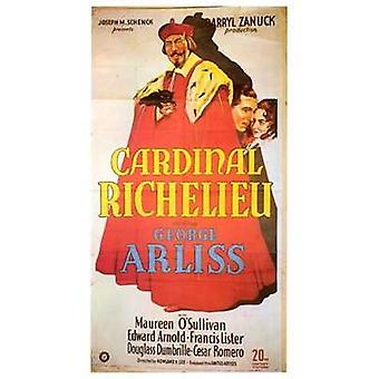 Cardinal Richelieu Movie Poster (11 x 17)