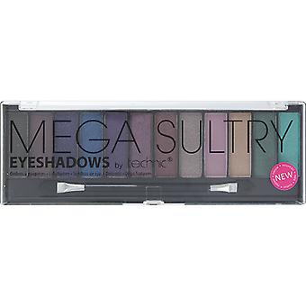 Technic Mega Sultry 12 Colour Eyeshadow Palette