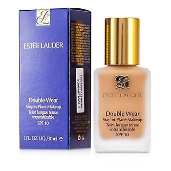 Estee Lauder Double Wear Stay In Place Makeup SPF 10 - No. 10 Ivory Beige (3N1) - 30ml/1oz
