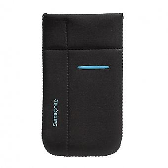 SAMSONITE AIRGLOW Mobile bag Neoprene M blue to tex iP4
