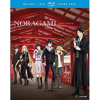 Noragami Aragoto: Season Two [Blu-ray] USA import