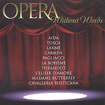 Barry Wordsworth - Opera Without Words [CD] USA import
