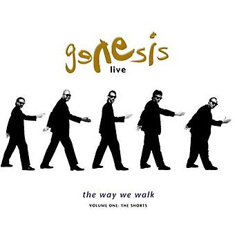 Genesis - Live-Vol. 1-the Way We Walk [CD] USA import