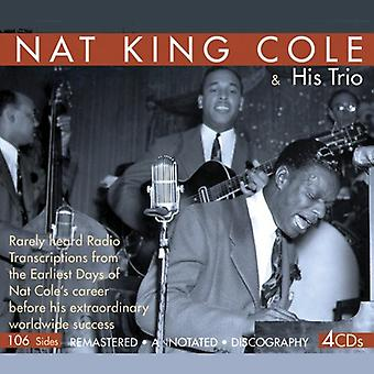 Nat King Cole Trio - Rare Radio Transcriptions [CD] USA import