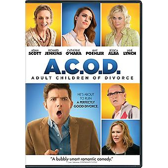 A.C.O.D. [DVD] USA import