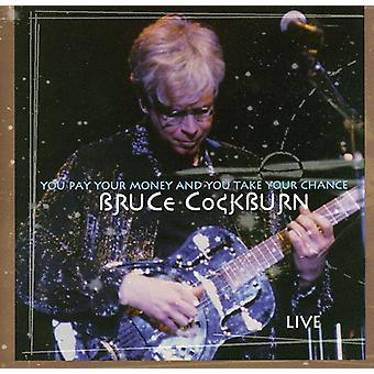 Bruce Cockburn - du betale dine penge [CD] USA import