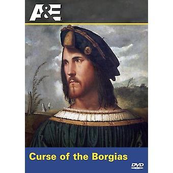Maldición de la importación de los E.e.u.u. Borgia [DVD]